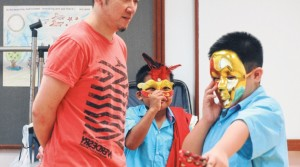 Escuelas para alumnos con necesidades especiales usan el arte para ayudarlos