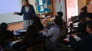 El colegio municipal de Melipilla que dio vuelta la cifra roja en el Simce