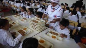 Estudio muestra que 50% de comida escolar tiene más calorías que lo indicado por Junaeb
