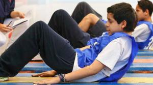 Destacan el mal estado físico y el creciente riesgo de salud en los escolares chilenos