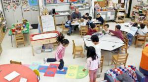 La decoración del aula influye en la atención