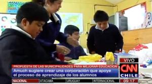 Municipalidades entregan recomendaciones para mejorar calidad de educación