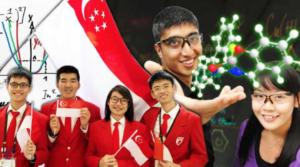 Matemáticas y Ciencias ha hecho a los estudiantes de Singapur los más inteligentes del mundo