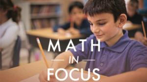 Math in Focus: construyendo una sólida base de habilidades matemáticas