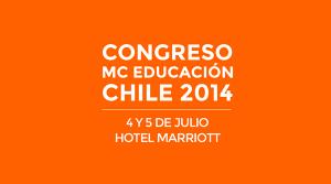 Congreso MC Educación Chile 2014