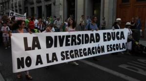 De eliminarse el copago, la segregación escolar bajaría en un 17%