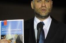 """Gobierno presenta """"mapa"""" sobre la reforma educacional ante representantes de la Nueva Mayoría"""